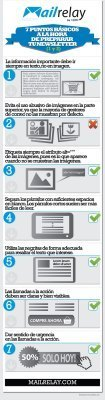 7 puntos básicos para tu newsletter #infografia #infographic #marketing #internet | Social Media 3.0 | Scoop.it