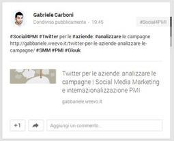 Google+ per le aziende: 5 consigli utili | Social Media Marketing e internazionalizzazione PMI | Web Content Enjoyneering | Scoop.it