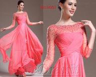Nouveauté!eDressit Robe de soirée/cérémonie/mariage Manches Perles 26134357   les plus belles robes de soirée   Scoop.it