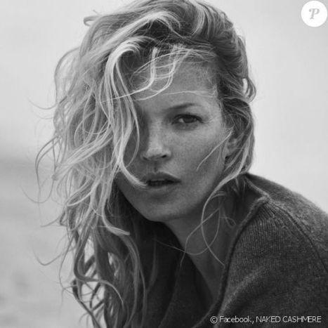 Kate Moss au Touquet : Icône mode craquante dans le Nord de la France | J'écris mon premier roman | Scoop.it