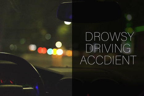 Car Accident Caused by Drowsy Driver in San Diego County | California Car Accidents | Scoop.it