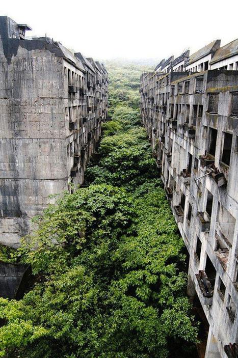 33 個在世界上最美麗的荒涼廢墟 | 建築 | Scoop.it