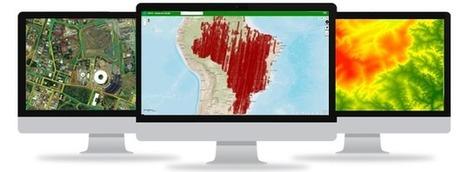 Estação Virtual do satélite ZY-3 | Geotecnologias & Governo Federal | Scoop.it