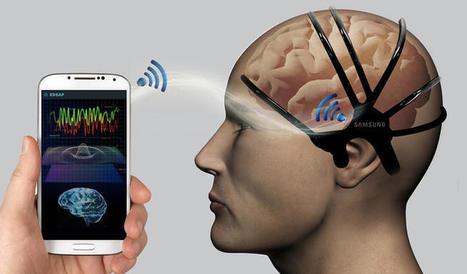 Samsung prototypes brainwave-reading wearable stroke detector - CNET   Just like every drop of rain...   Scoop.it