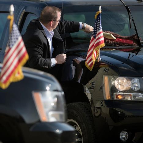 Secret Service Officer Was on Phone, Missed Intruder | B945 | security | Scoop.it