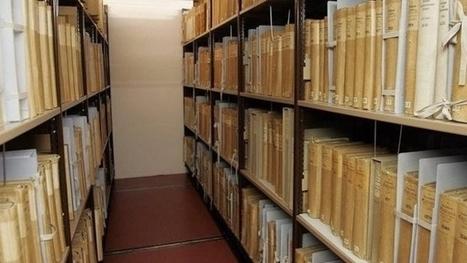 Les Archives fédérales suisses passent au numérique | Archéologie - Egyptologie | Scoop.it