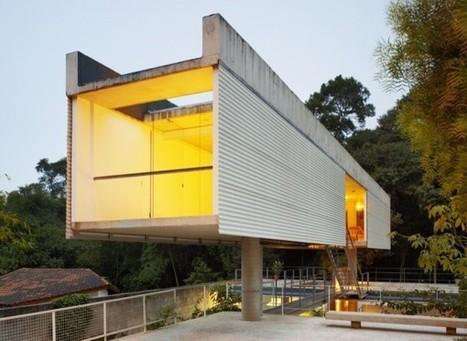 Projet barré : Carapicuiba house par Angelo Bucci et Alvaro Puntoni | Architecture pour tous | Scoop.it