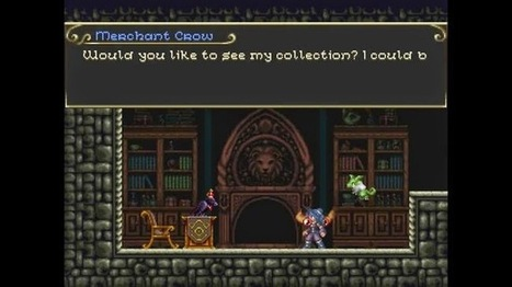 Timespinner sets a new stretch goal for familiar local co-op ~ Konami Games News and Information Blog | Konami Games News and Information Blog | Scoop.it