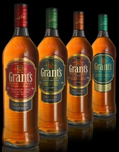 LFH Re-design Is Catalyst for Grant's Whisky Podium Position « SKIN, The Office   Wine&Spirits   Scoop.it