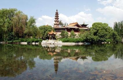 Un lac de 24.000m2 disparaît du jour au lendemain en Chine | Chine Actu | Scoop.it