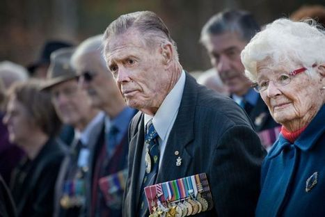 Hundreds honour Bomber Command in Canberra - ABC News (Australian Broadcasting Corporation) | 460 Squadron - Bomber Command: 1942-45 | Scoop.it