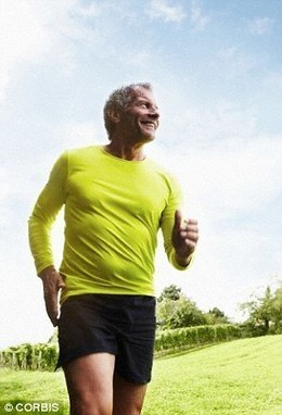Running or aerobics can stave off high cholesterol by 15 YEARS  | Kickin' Kickers | Scoop.it