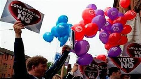 Scotland's independence vote puts UK union on edge | ESRC press coverage | Scoop.it