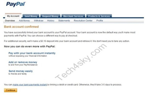 How i Opened and Verified my USA Paypal Account | Web Design & Development | SEO, PHP, Wordpress & CMS Tutorials | Scoop.it
