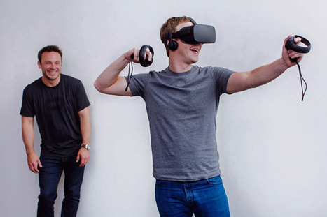 Mark Zuckerberg Talks About Importance of AI and Virtual Reality | Virtual Reality | Scoop.it