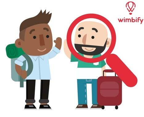 Wimbify - LGBT Social Travel Sharing App Kickstarter Campaign | LGBT Destinations | Scoop.it