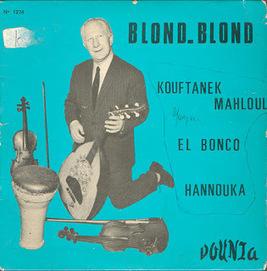 Jewish Morocco: Happy Hannouka from Jewish Algeria and Blond Blond | Jewish Music | Scoop.it