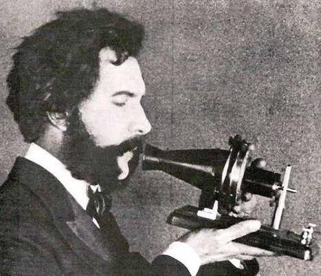 Inventor del teléfono por sólo 2 horas de ventaja | tecno4 | Scoop.it
