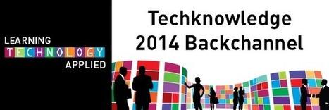 ASTD 2014 TK Backchannel   APRENDIZAJE   Scoop.it