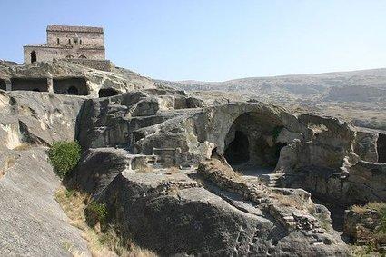 Uplistsikhe, antigua ciudad de cuevas en Georgia | Cultura Asiática | Scoop.it