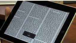 Should our students be allowed to study Torah on an iPad? | These and Those | Jewish Education Around the World | Scoop.it