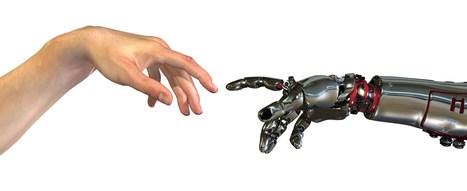 Τα ρομπότ και η τεχνητή νοημοσύνη: Η νέα επανάσταση | omnia mea mecum fero | Scoop.it