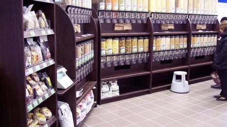 La première supérette «100% vrac» s'ouvre à Paris | Supermarkets, Retail industry & CSR | Scoop.it