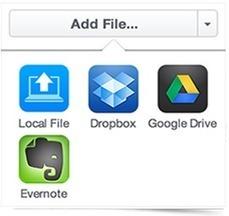 Boundaries, Custom Styles, Dropbox and Evernote | MindMeister Blog | Eskola  Digitala | Scoop.it