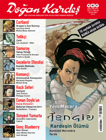 Presse bande dessinée | Les créations de Tarek | Scoop.it