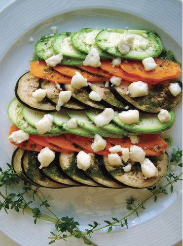 Fırında Sebze Tarifi |Pratik yemek tarifleri, resimli pratik yemek tarifleri ,oktay usta, kolay yemek tarifleri | Yemektarifleri | Scoop.it