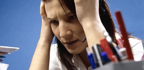 Comment évaluer le niveau de stress d'un collaborateur | office manager | Scoop.it