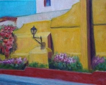 Two Paintings of San Miguel de Allende | BEAR STAR STUDIOS ... | San Miguel de Allende, Mexico | Scoop.it