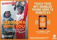 Oxfam tests mobile-first strategy with NFC mobile donation and content sharing trial | Web Content Strategy | Scoop.it