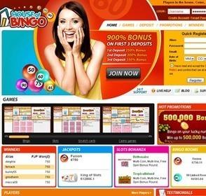 House Of Bingo Reviews Online | Online Bingo Promotions | Scoop.it