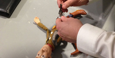 Airport Security: Reach For The Sky, Woody! | Edu's stuff | Scoop.it
