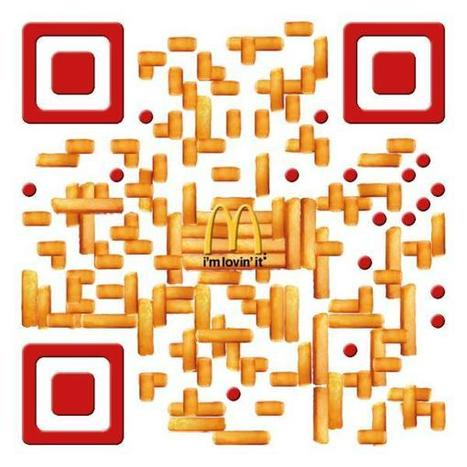 MacDonald's a la QR frite ! | Designer Qrcodes | Scoop.it