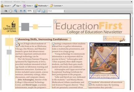 Universal Design for Learning in Postsecondary Institutions   UDL & ICT in education   Scoop.it
