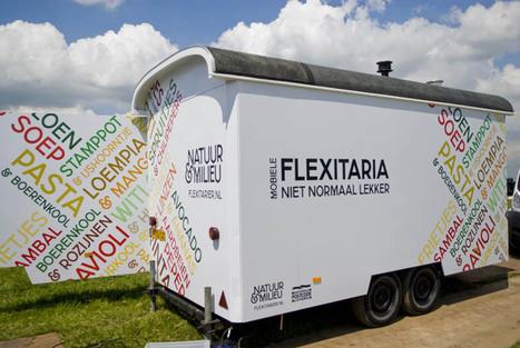 Flexitarier - Wereldvoedselverdeling | Hoe voeden we de wereld? | Scoop.it