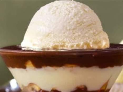 Pavê de brigadeiro com sorvete de creme - Receitas de Comidas | Comida | Scoop.it