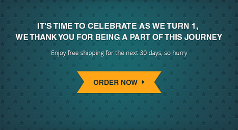 Its time to celebrate as we turn 1 | Beveragewala - Buy Tea & Coffee Online! | Scoop.it