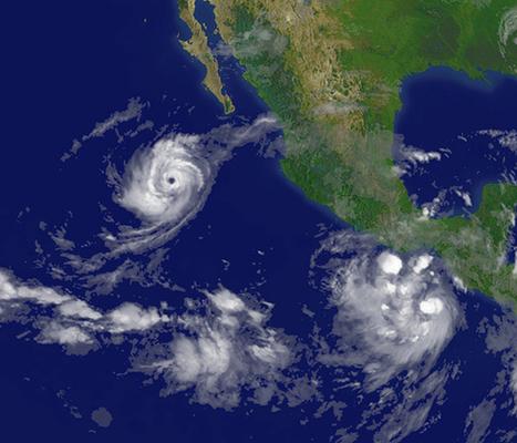 Warm ocean water depth encourages development of Northeast Pacific hurricanes | Sustain Our Earth | Scoop.it