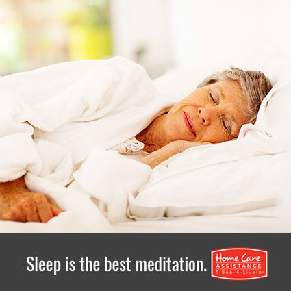 5 Ways Seniors Can Promote Healthy Sleep | Home Care Assistance Birmingham | Scoop.it