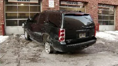 Extreme Cold Causing Tires To GoFlat - CBS Pittsburgh | Troy West's Radio Show Prep | Scoop.it
