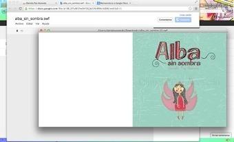 Daniela Paz Acevedo: Libro infantil: Alba sin sombra | ASTROLABIUM Revista de Cultura | Scoop.it