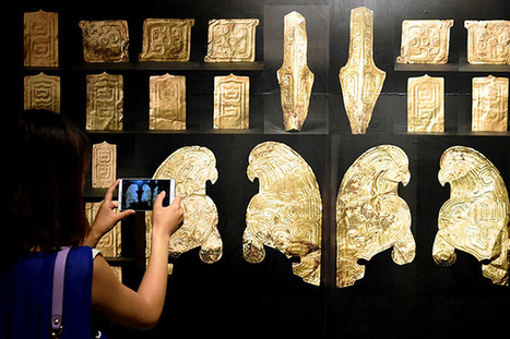 France returns looted antiquities to China | International Institute for Conservation of Historic and Artistic Works | Centro de Estudios Artísticos Elba | Scoop.it