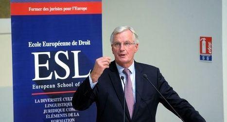 """Michel Barnier : """"La négociation sur le Brexit s'annonce difficile"""" - La Dépêche du midi   Vie du Campus   Scoop.it"""