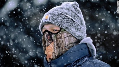 Deep South braces for deep freeze as brutal cold grips the Midwest | January blues | Scoop.it