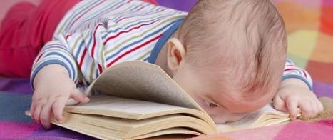 4 bonnes raisons de lire des histoires aux bébés | Bibliothèque et Techno | Scoop.it