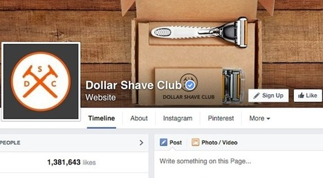 Facebook brings call-to-action buttons to pages - Inside Facebook   Facebook Advertising   Scoop.it