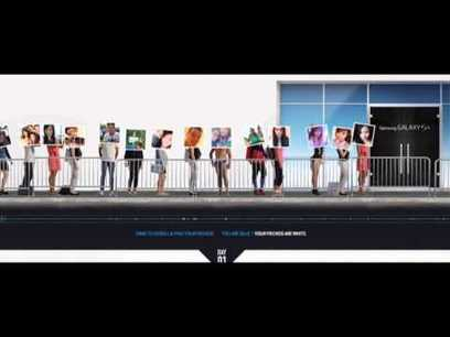 Samsung Galaxy S4: The Smart Phone Line   Ads of the World™   Marketing & Werbung   Scoop.it